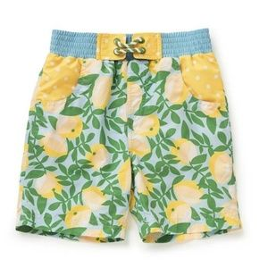 MJ Boys Diving in Swim Shorts Sz 6